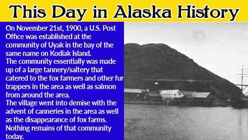 November 21, 1900