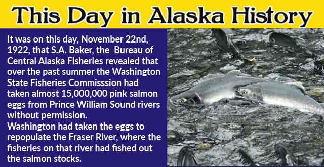 November 22nd, 1922