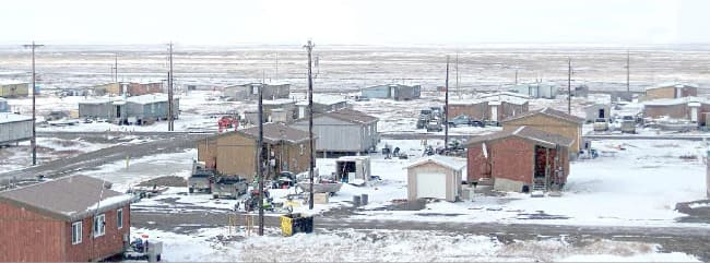 Native Village, Conservation Groups Challenge Winter Oil, Gas Drilling in Western Arctic