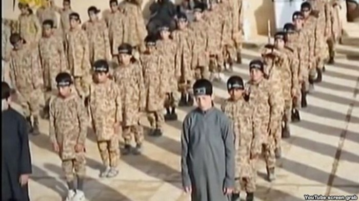 IS Forcing Children to Be Killers, Suicide Bombers