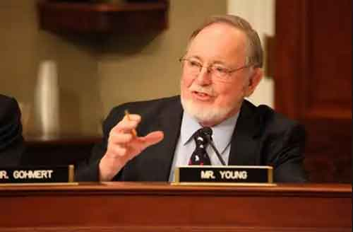Congressman Don Young Announces Nearly $4 Million in Funding to Improve Housing Safety for Alaska Native Children and Families