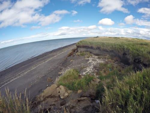 Researchers Help Alaska Villages Turn Tide on Disasters