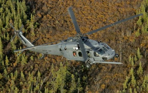 Alaska Air National Guard Chopper Rescues Injured Pilot and Passenger from Cook Inlet's West Side
