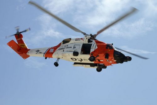 Coast Guard, good Samaritans rescue two in water near Elfin Cove