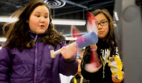 ANSEP hosts Middle School Academy for 49 Bering Strait School District students