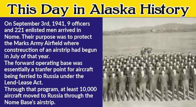 September 3rd, 1941