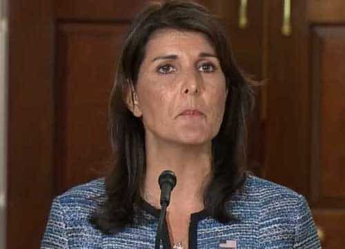 Nikki Haley Attacks UN Report on US Poverty