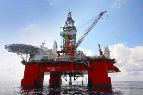 BP Canada Spews Thousands of Gallons of Toxic Mud During Offshore Drilling Incident near Halifax