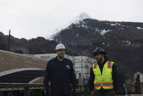Coast Guard Preventive Efforts Help Flow of Maritime Commerce in Alaska