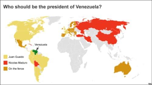 Turkey's Erdogan Stands Firm With Venezuela's Maduro