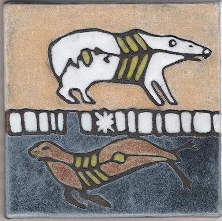 """Polarbear & Seal"""