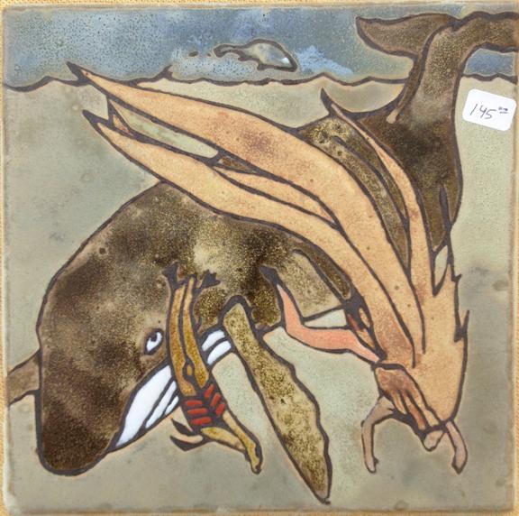Inuit goddess of the sea, Sedna