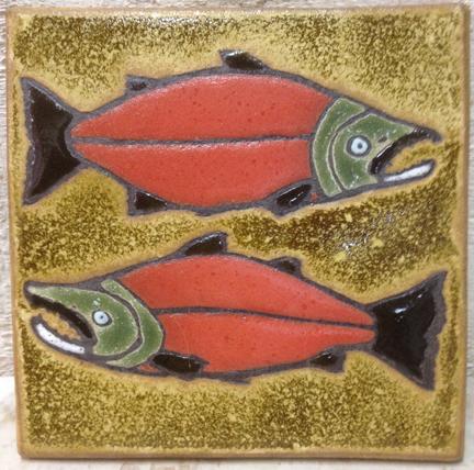 Double Salmon