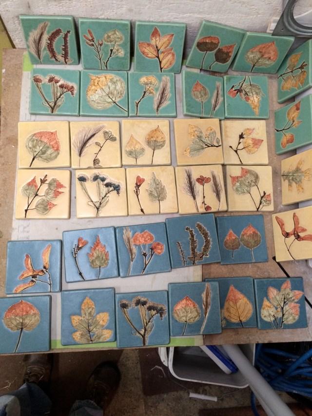 Plant Tiles