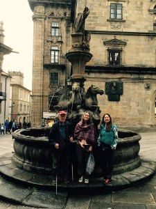 End of the Camino