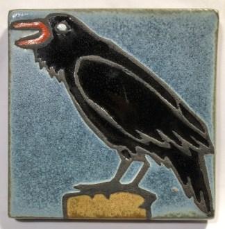 """4"""" Raven Tile"""
