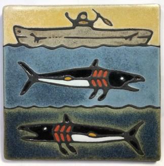 Kayak & Orca