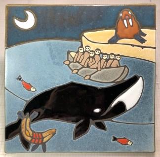 """12"""" Bowhead Whale"""