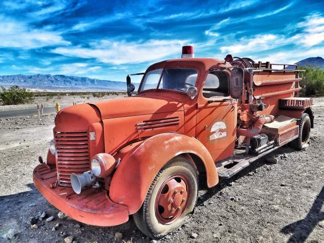 Death Valley Fire Brigade