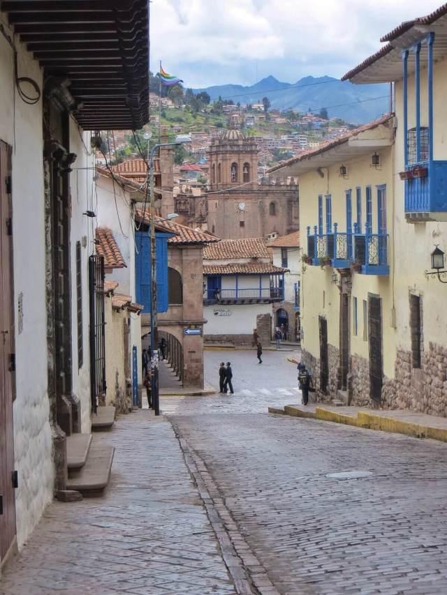 Kovin mäkistä, Calle San Juan de Dios