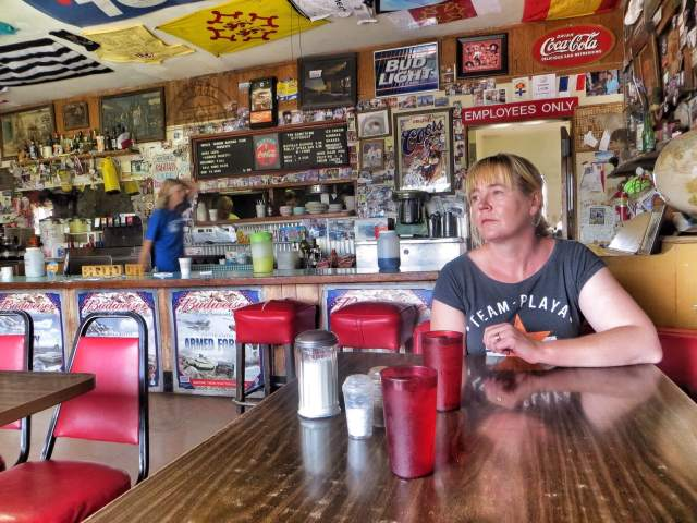 Bagdad Café, Newberry Springs, CA.