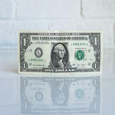 An American dollar