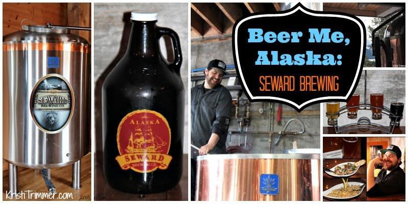 Seward Brewery Company