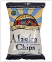 CHIPS ALASKA 5OZ