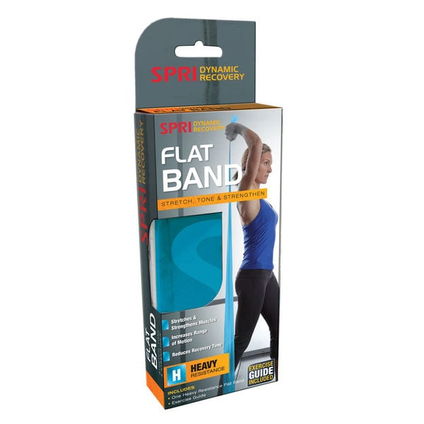 SPRI Flat Band Heavy – 5-Foot