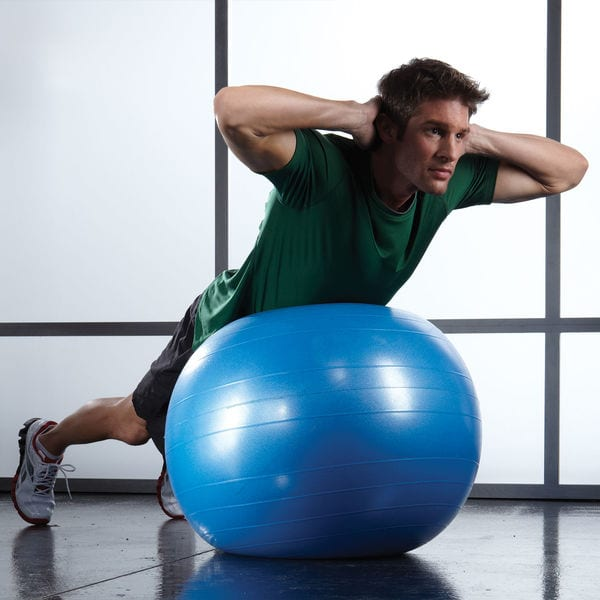 75 Cm Xercise Ball (blue)