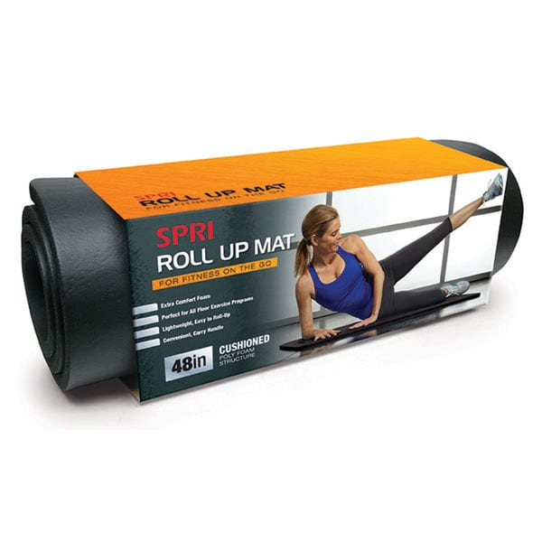 SPRI Roll Up Mat – Roll & Go