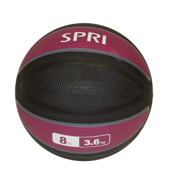 Xerball Medicine Ball – 8lb