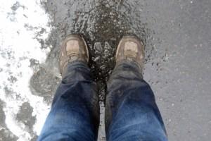 Yep it was Muddy