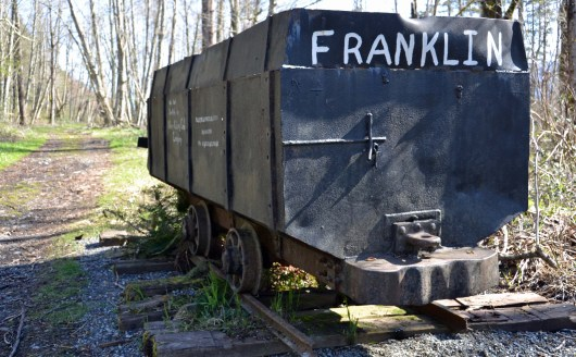 Franklin Coal Cart