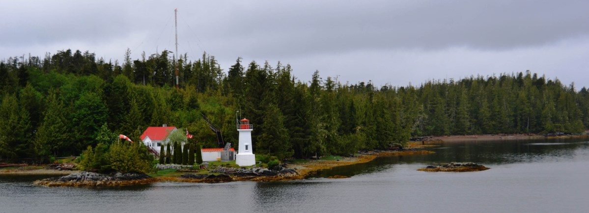 Bela Bela Lighthouse - British Columbia, Canada