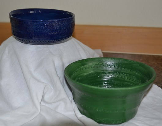Finished Pots 2