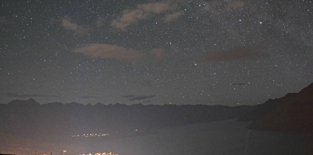 Stars and Queenstown.