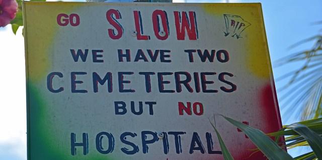Go Slow Cemetery