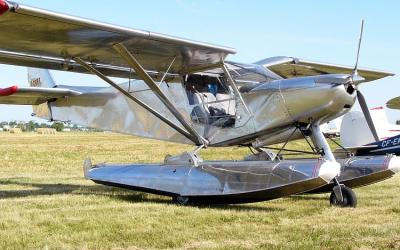 """Ground School: STOL or """"Get your shorts on"""""""
