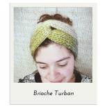 Brioche Turban