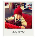 Baby Elf Hat