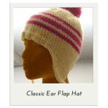 Classic Ear Flap Hat