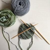 The Aspen Ascot - a free knitting pattern