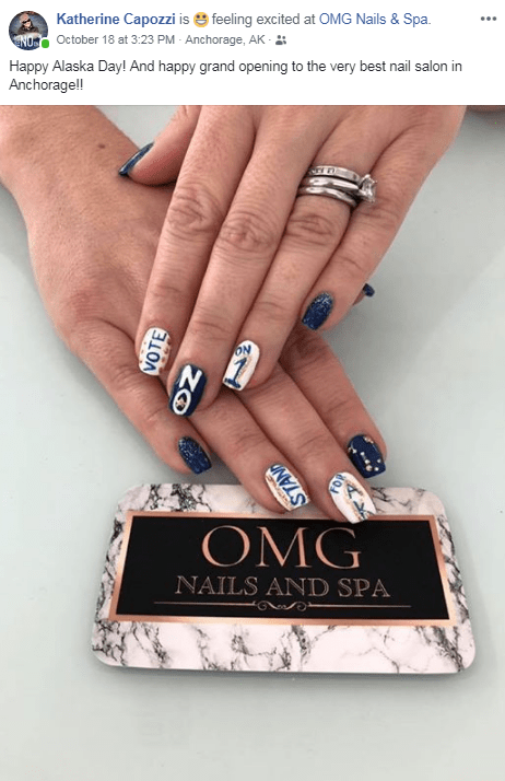 ak nails and spa nail and manicure trends