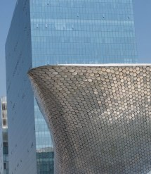 Soumaya Museum built by billionaire Carlos Slim