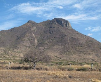 Road from Diaz Ordaz