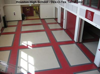 Houston High School Terracolor