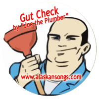 Gut check-Single-Alaskan Songs