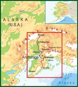 Alaska Grand Explorer Tour