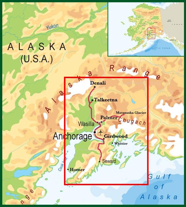 Alaska Grand Explorer Trip